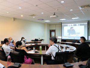 暨南國際大學討論跨領域合作細節
