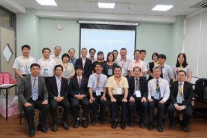 2019年5月臺日聯盟第一次籌備會議