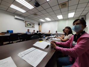金門大學招生專業化推動情形經驗交流