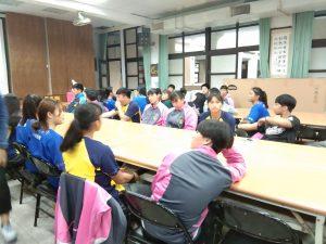 八斗高中參與講座學生