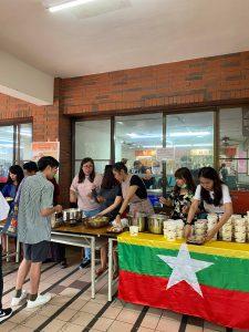 印度緬甸美食節活動概況