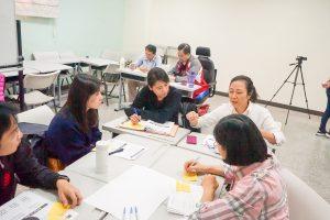 辦理多元教師教學知能活動