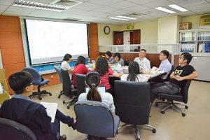 教學實踐研究計畫詢問度提昇,社群參與人數增加。