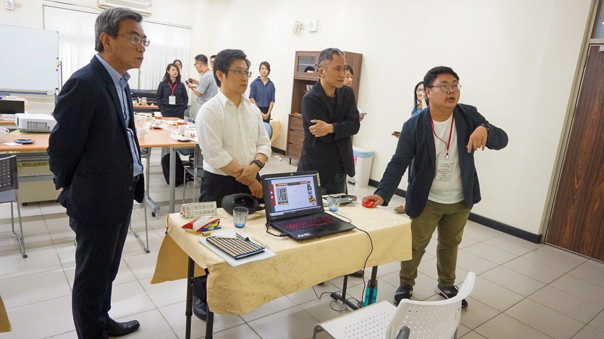 鼓勵學生對外參賽,獲取創業資源。