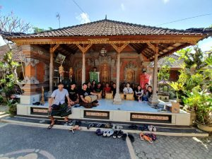 暨大東南亞系「暑期印尼甘美朗音樂舞蹈工作坊」